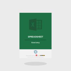 Spreadsheet - Excel 2013