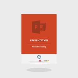 Presentation - Excel 2013