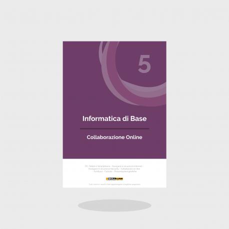 Informatica 5 - Collaborazione on line