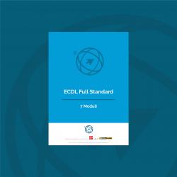 ECDL FULL Standard - 7 Moduli