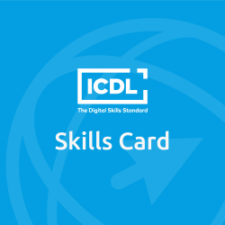 ICDL Specialized Corso on line e Skillscard