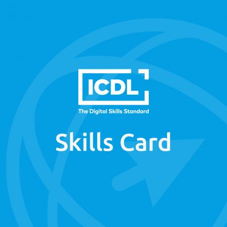 ICDL Specialized Corso on line e Skillscard