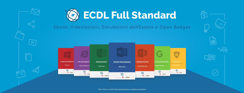 Scopri gli ebook ECDL Full Standard