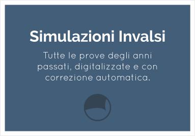 Simulazioni prove Invalsi Digitali